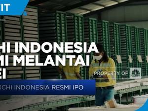 Archi Indonesia Resmi Melantai di BEI
