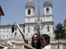 Terungkap Cara Italia Sikat Tsunami Covid Hingga Bebas Masker