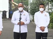 Munas Dihadiri Jokowi, Arsjad Rasjid Bakal Jadi Ketum Kadin
