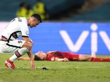 Ronaldo Resmi Balik Kampung, Saham MU to The Moon