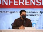 Erick Kenang Sosok Sugiharto: Beliau Tokoh yang Luar Biasa