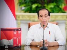 Ini Pernyataan Lengkap Jokowi Soal Vaksinasi Anak 12-17 Tahun