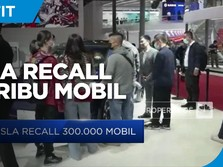 Tesla Recall 300.000 Mobil