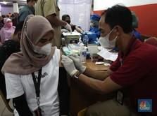 Syarat & Lokasi Penyuntikan Vaksin Pfizer di DKI Jakarta
