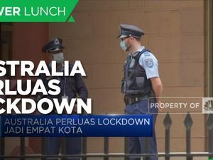 Australia Perluas Lockdown Jadi Empat Kota