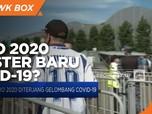 EURO 2020 Diterjang Gelombang Covid-19