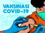 Malaysia Mulai Vaksinasi Covid Anak 12 Tahun ke Bawah di 2022