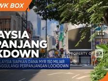 Malaysia Siapkan MYR 150 M Tanggulangi Perpanjangan Lockdown