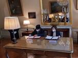 Di Paris, Prabowo Teken Kerja Sama Pertahanan RI & Prancis