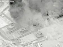 Militer AS Diserang Roket di Suriah, Ini Fakta-faktanya