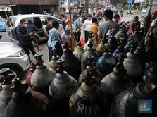 Ini Bukti Kuat Corona Lagi Gawat, RI Terpaksa Impor Oksigen!