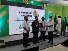 Gandeng GP Ansor & Pos, BNI Perluas Jaringan BNI Agen46