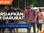 Indonesia Persiapkan PPKM Darurat