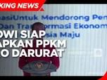 Jokowi Siap Berlakukan PPKM Mikro Darurat Khusus Jawa & Bali