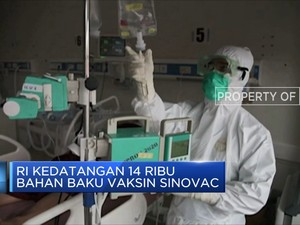 Pemerintah Indonesia Kejar Target Vaksinasi Covid-19