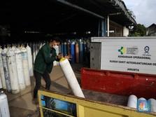 Jakarta Kekurangan Oksigen, Ada Bantuan dari Luar Jawa!