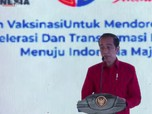 Cerita Jokowi Gemetar & Grogi Saat BOR Wisma Atlet Tembus 92%
