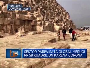Pariwisata Global Merugi Rp 58 Kuadriliun Karena Corona