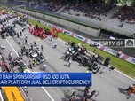 F1 Raih Sponsorship USD 100 Juta dari Crypto.com