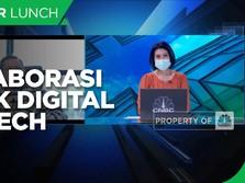 Tekan Biaya Kredit UMKM Lewat Sinergi Bank Digital & Fintech