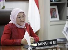 Gugatan SBSI Ditolak, Menaker Ida: Hormati Putusan MK