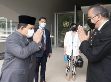 Bos WHO Bicara Soal 'Kopi Darat' dengan Prabowo Subianto