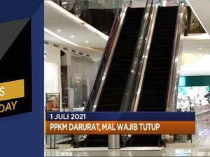 Resmi! Jokowi Putuskan PPKM Darurat, Hingga Harga Emas Anjlok