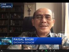 Faisal Basri: Butuh 2-3 Tahun Ekonomi RI Bisa Naik Kelas Lagi