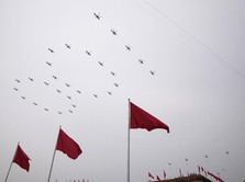Gokil Xi Jinping, Hari Ini China Nol Kasus Covid-19 Delta