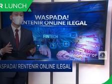 Waspada! Rentenir Online Ilegal