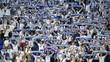 Lautan Manusia! Potret Penonton Euro 2020 Bikin Covid Meledak