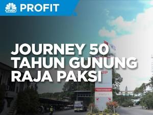 Journey 50 Tahun Gunung Raja Paksi