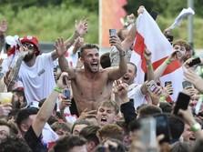 Ini Dia 4 Tim Berlaga di Semifinal Euro 2020, Ada Jagoanmu?