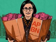 Setoran Lancar, Defisit APBN 2021 Diproyeksi Tetap 5,7%
