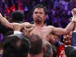 Manny Pacquiao Tuding Bansos Rp 2,85 T Dikorupsi di Filipina