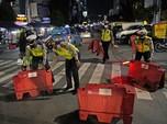 Di Rumah Aja, Sederet Exit Tol Jakarta-Jateng Kena Penyekatan