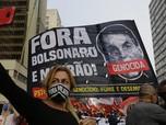 Tambah 43.033, Kasus Covid Brasil 'Meledak' & Tembus 20 Juta