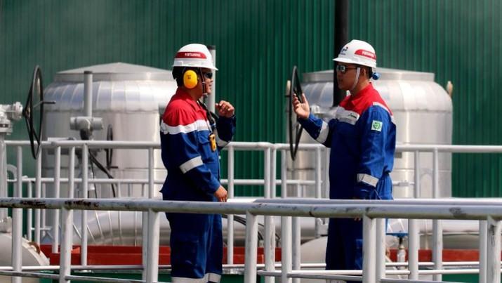 Pembangkit Listrik Tenaga Panas Bumi (PLTP) PT Pertamina Geothermal Energy (PGE). (Dok. PGE)