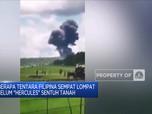 Pesawat Hercules Filipina Jatuh, 50 Orang Tewas