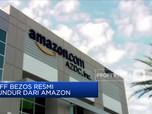 Jeff Bezos Resmi Mundur Dari Amazon