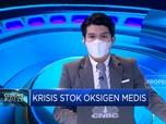 Krisis Stok Oksigen Medis