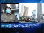 Disnakertrans DKI Atur Sanksi Kantor Pelanggar PPKM Darurat