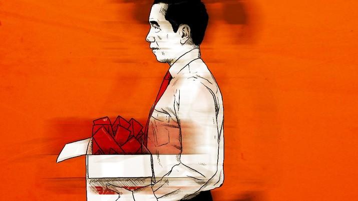 Infografis: Instruksi Jokowi: Bansos Harus Cair Pekan Ini!