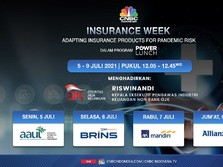 Live Now! Kupas Tuntas Strategi Bisnis BRI Insurance