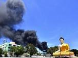 Ledakan Dahsyat Guncang Bandara Suwarnabhumi Thailand