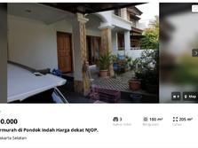 Lagi Ramai Orang-Orang Kaya di DKI Obral Rumahnya