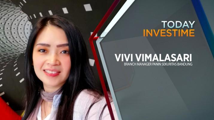 Vivi Vimalasari , Branch Manager PT Panin Sekuritas Tbk (PANS) Bandung