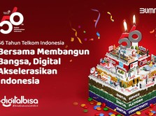 56 Tahun Telkom Komitmen Wujudkan Kedaulatan Digital RI