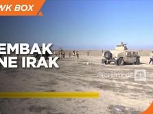 AS Tembak Drone Irak di Baghdad