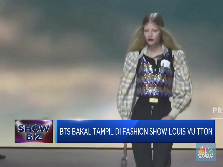 BTS Bakal Tampil di Fashion Show Louis Vuitton